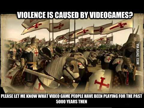 essays on videogames and violence