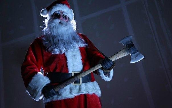 Новогодняя сказка ужасов