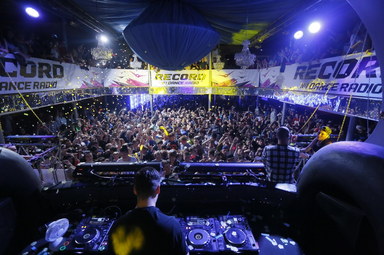 Yellow Claw – Live в россии