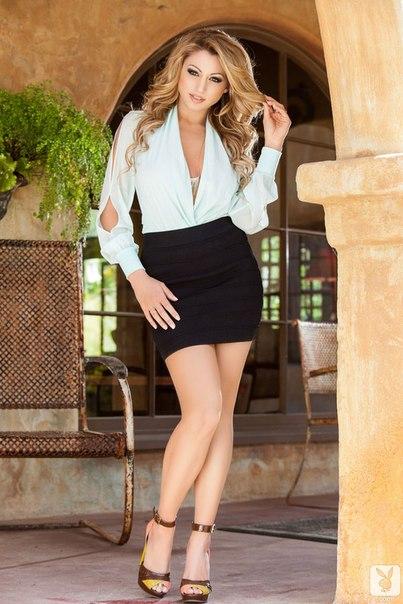 Jessica Vaughn | Playboy
