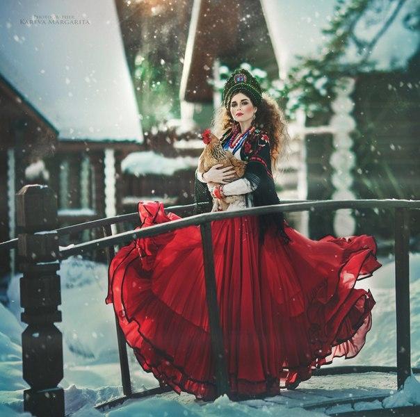 Ребят, это просто сказочный русский фотограф. Взгляните на снимки Маргариты Каревой: ↪