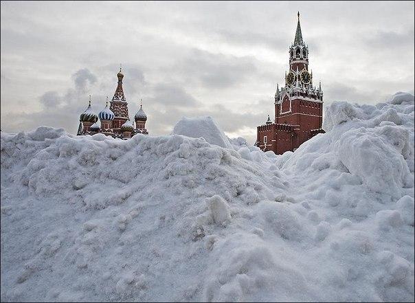 20 фотографий о том, как весело быть русским туристом: ↪ Россия глазами иностранцев.
