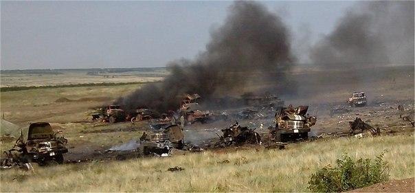 """Боевики """"Беса"""" атаковали блокпост батальона """"Донбасс"""" в Артемовске: один военнослужащий ранен, пять террористов убиты - Цензор.НЕТ 6654"""