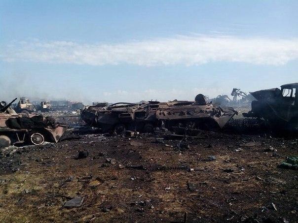"""Боевики """"Беса"""" атаковали блокпост батальона """"Донбасс"""" в Артемовске: один военнослужащий ранен, пять террористов убиты - Цензор.НЕТ 9448"""