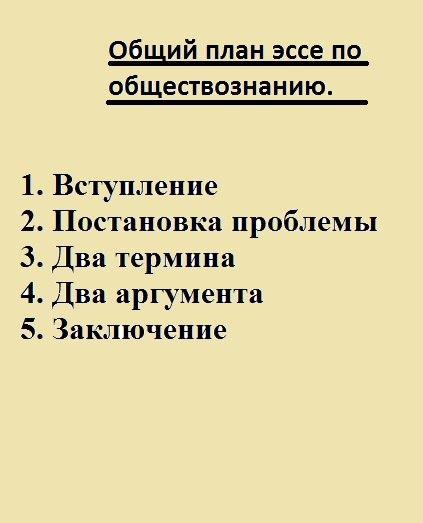 эссе по обществознанию.ppt