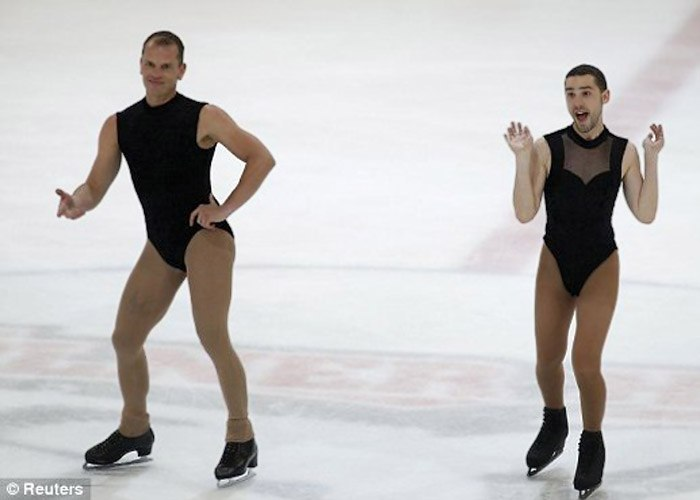 Олимпиада геев (20 фото). TimeAllNews.ru: фото приколы, смешное видео, эро