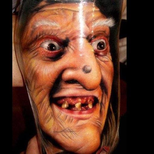 Психологические аспекты татуировки