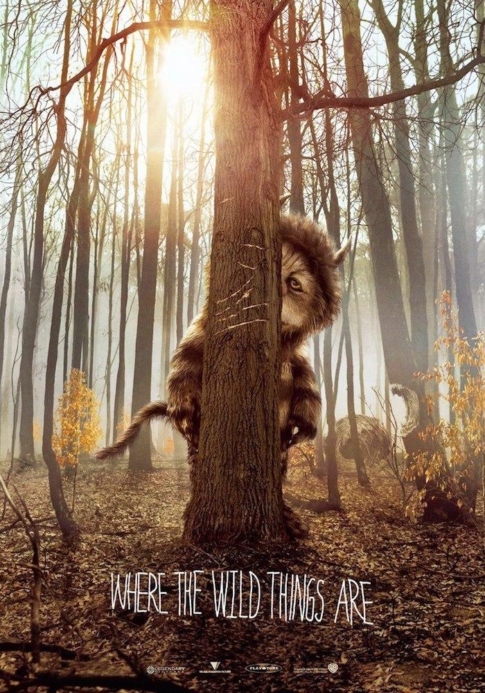 Там, где живут чудовища / Where the Wild Things Are (2009)