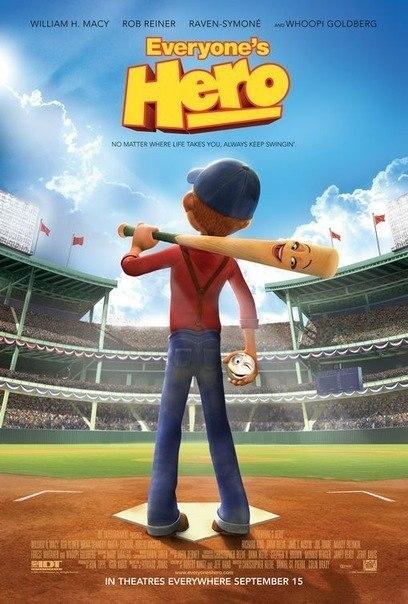 Победитель / Everyone's Hero (2006)