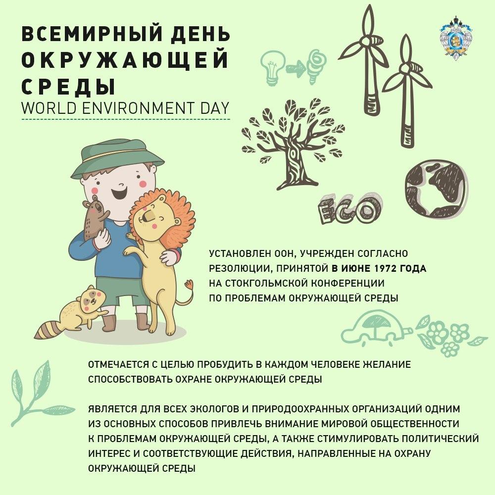 Поздравление в день охраны окружающей среды в прозе