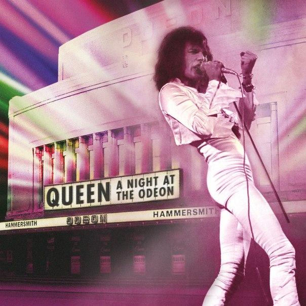 Queen — A Night At The Odeon Live (1975) vk.cc/4sBLlo