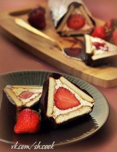 Выпечки  десерты - Страница 2 L6drgZX68ow