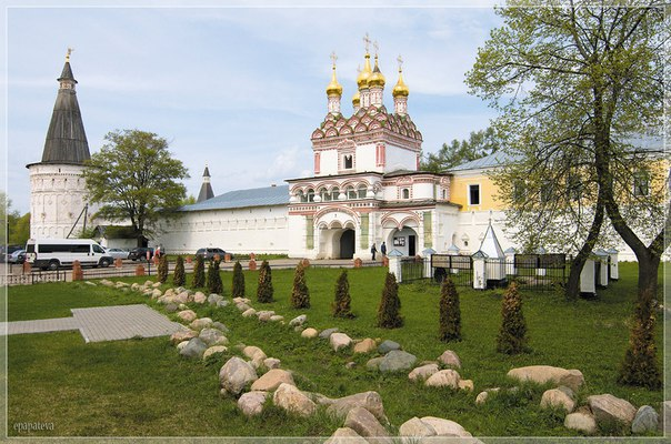 Иосифо‑Волоцкий монастырь.