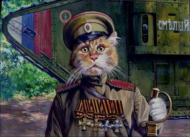 В конце 30-хх гг. ХVIII в. в Париже на улице Сен-Северен произошло великое кошачье