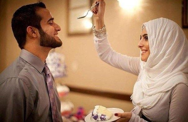 Он мусульманин ищет ее