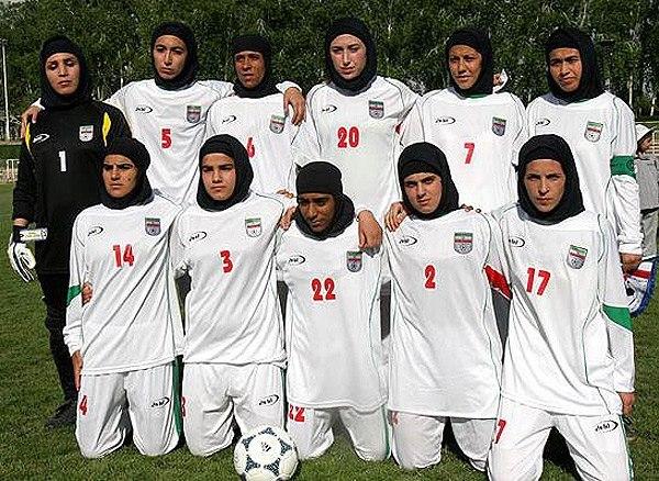 Четыре игрока женской сборной Ирана оказались мужчинами - изображение 1