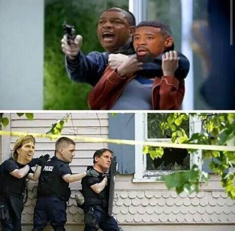 Док Риверз взял Джордана в заложники