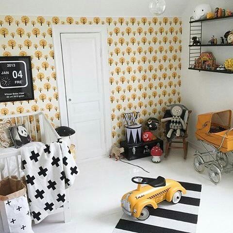 Детская комната (7 фото) - картинка