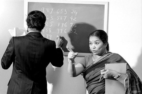 Шакунтала Деви—индийский математик