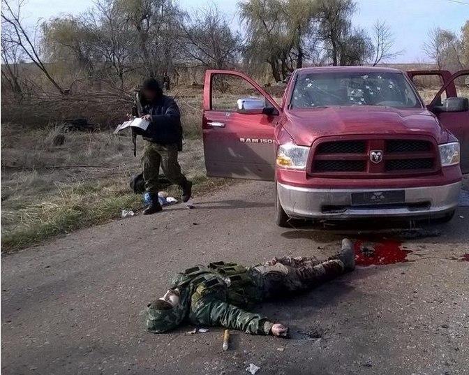 Боевики обстреливают жилой квартал в Авдеевке - Цензор.НЕТ 2484