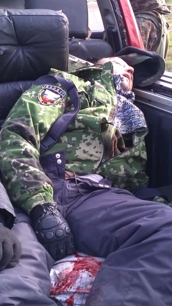 Боевики обстреливают жилой квартал в Авдеевке - Цензор.НЕТ 571