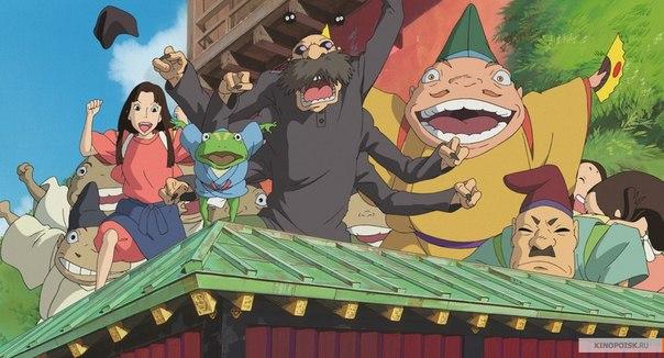 Подборка волшебных мультфильмов от неподражаемого Хаяо Миядзаки! Забирай на стену, чтобы не потерять ????