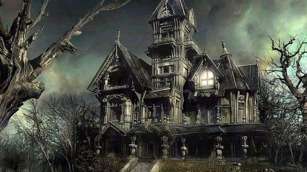 Тайны заброшенных домов. Забирай на стену чтобы не потерять!
