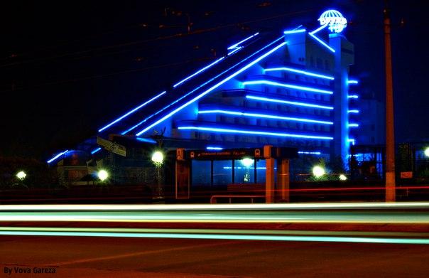 Вечерний Луганск