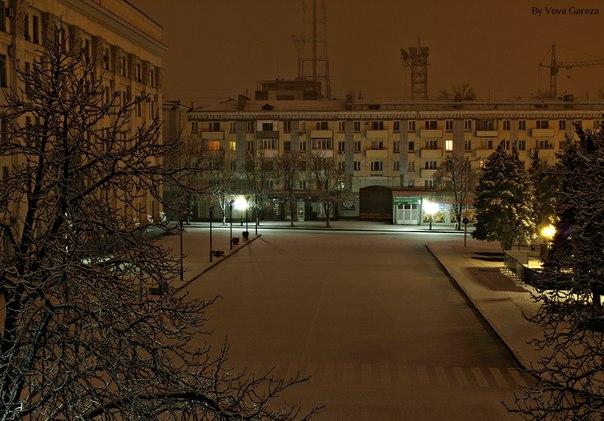 Первый снег)