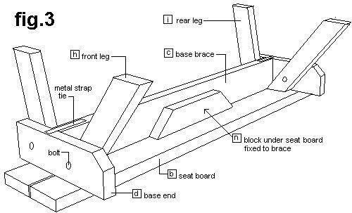 Скамейка-трансформер. #DIY_Идеи