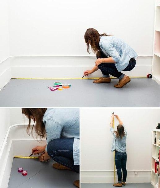 Как обойтись без обоев. #DIY_Идеи
