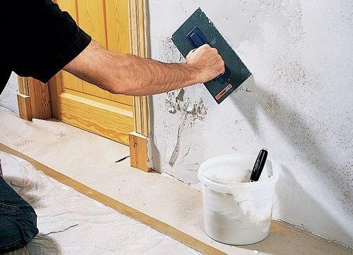 Имитация каменной кладки. #DIY_Идеи
