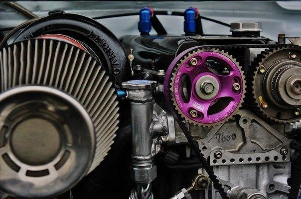 управления двигателем