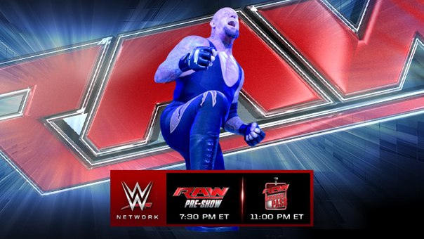 Raw 24 марта