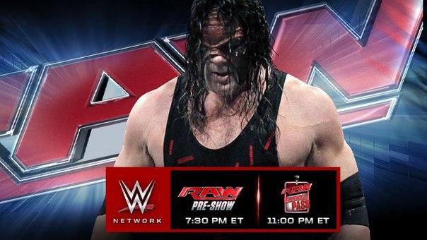 Raw 28 апреля