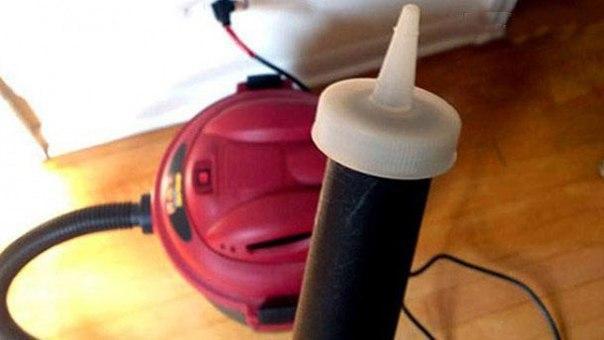его что можно использовать вместо шланга для пылесоса записка оформляется соответствии