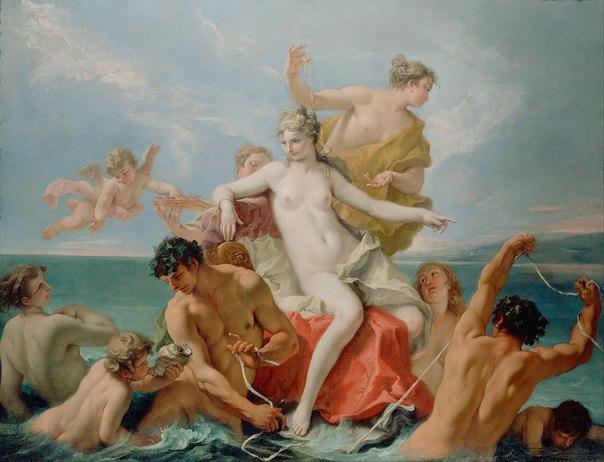 Sebastiano Ricci (1659-1734) Итальянский художник, представитель венецианской школы живописи.