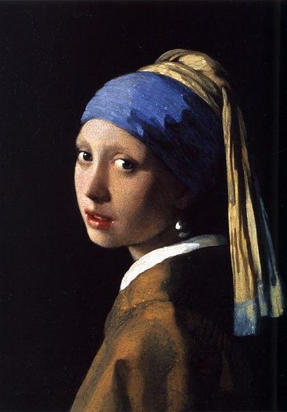 Великолепные шедевры голландского художника XII века Яна Вермеера - мастера бытовой живописи и жанрового портрета