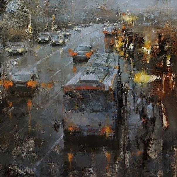 Картины художника Tibor Nagy