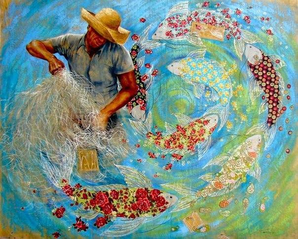 Художник Sandra Regina de Paula Freitas