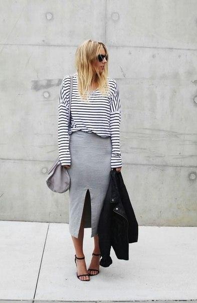 Полосатая мода