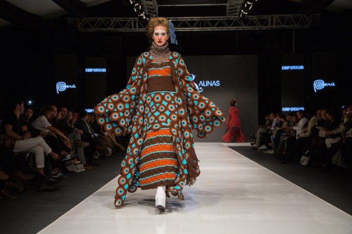 令人惊讶的2015豪尔赫萨利纳斯时装 - maomao - 我随心动