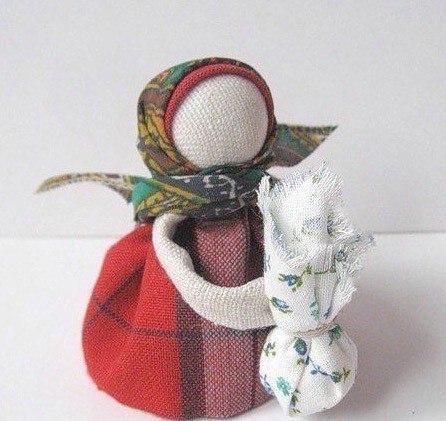 Подорожница. Кукла - амулет.  Подор ожница — рукотворный ангел-хранитель тела и души и хороший подарок для отъезжающих.