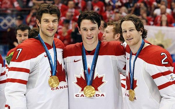 состав хоккею сборной по канады