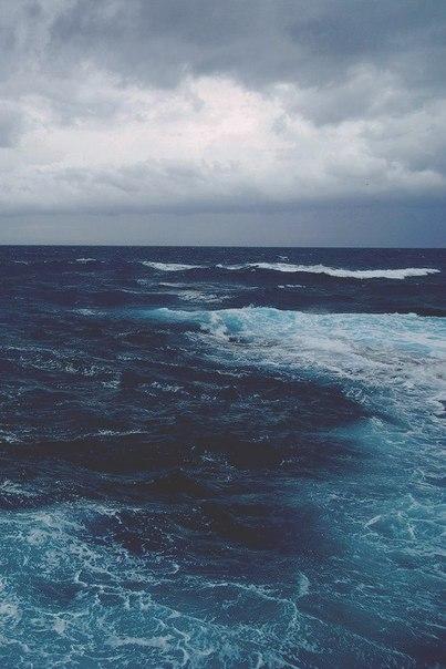 море грустное фото