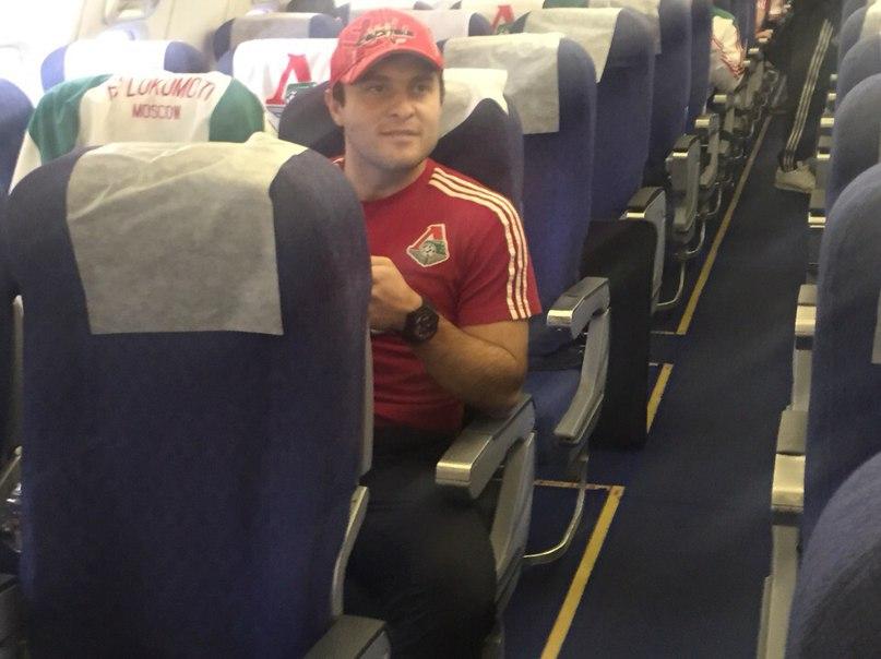 Локомотив вылетел в Албанию