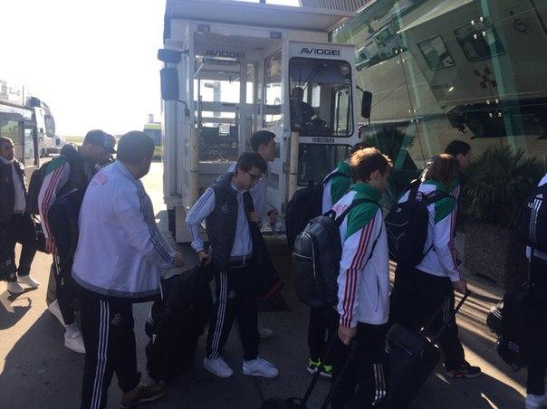 Локомотив прибыл в Тирану