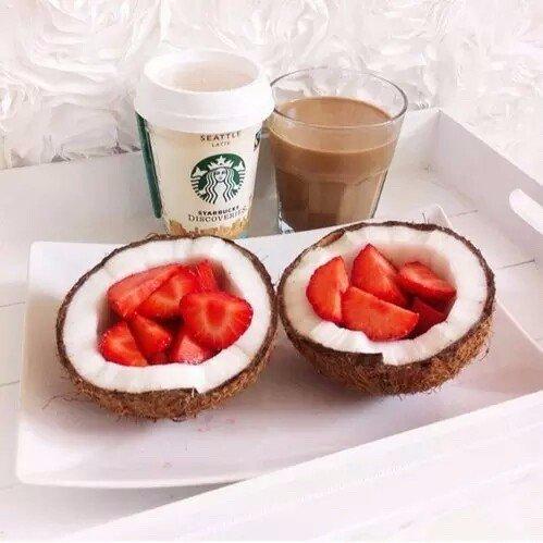 Идеальный завтрак! (1 фото) - картинка