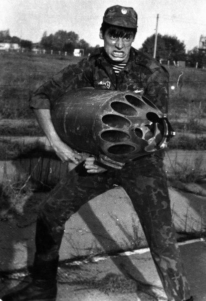 """Террористы обстреляли позиции """"Азова"""" в Широкино из крупнокалиберных пулеметов, - Шкиряк - Цензор.НЕТ 3677"""