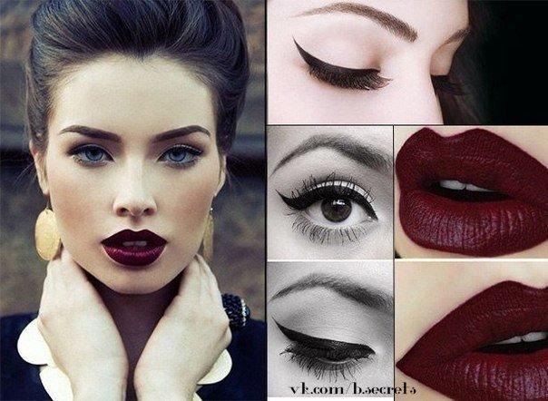 Очень красивый макияж